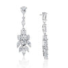 Audemer Bridal Earrings - Roman & French  - 1