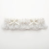 Bissous Bridal Garter - Roman & French  - 1