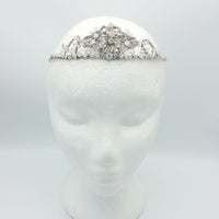 Blaine Bridal Tiara - Hair Accessories - Tiara & Crown - Roman & French