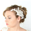 Boronia Bridal Hair Comb - Hair Accessories - Hair Comb - Roman & French