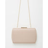 Bridgette Bridal Clutch (Nude) - Bridal Clutch - Couture - Roman & French