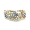 Britonia Bridal Bracelet - Roman & French
