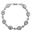 Aurore Bridal Bracelet - Roman & French