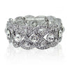 Viterbo Bridal Bracelet - Roman & French