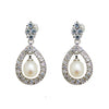 Cholet Bridal Earrings - Roman & French