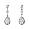 Meaux Bridal Earrings - Roman & French