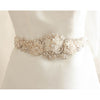 Contessa - Bridal Sash - Couture - Bridal Sash - Roman & French