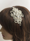 Caden Bridal Headband - Roman & French  - 3