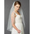 Cammi Bridal Veil - Ivory - Veils - Traditional - Roman & French