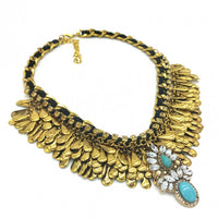 Camryn Necklace - Roman & French  - 1