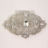 Cannes Bridal Hair Comb - Roman & French  - 4