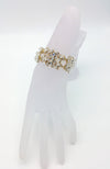 Casale Bridal Bracelet - Bracelet Wedding - Roman & French