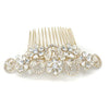 Cayla Bridal Hair Comb - Roman & French  - 1