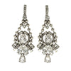 Ceyenne Bridal Earrings - Earrings - Long Drop - Roman & French