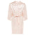 Chanel - Peach Blush Satin Robe