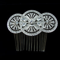 Chantilly Bridal Hair Comb - Roman & French  - 1