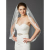 Charleen Bridal Veil - Roman & French  - 1