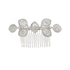 Charleston Leaves Band - Hair Accessories - Hair Comb - Roman & French