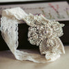 Cherokee Bridal Garter - Roman & French  - 1