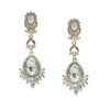 Danika Bridal Earrings - Roman & French