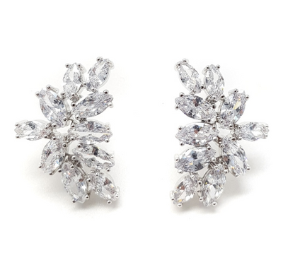 Deci Bridal Earrings