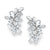 Decima Bridal Earrings (Clip On) - Earrings - Glamour Stud - Roman & French