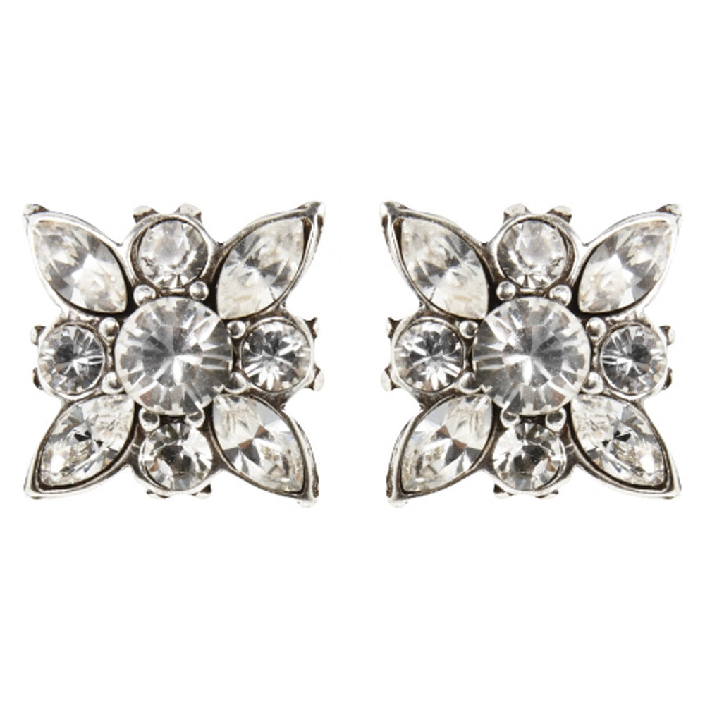 Deedee Bridal Earrings - Earrings - Glamour Stud - Roman & French