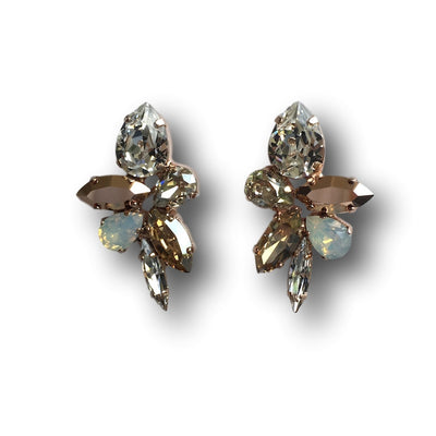Delos Stud Earrings - Earrings - Glamour Stud - Roman & French