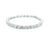 Diva Bridal Tennis Bracelet - 5mm (Petite) - Roman & French