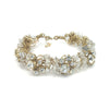 Doreen Bridal Bracelet Gold - Roman & French