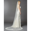 Elaina Bridal Veil - Roman & French  - 1