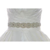 Erica Bridal Belt - Roman & French