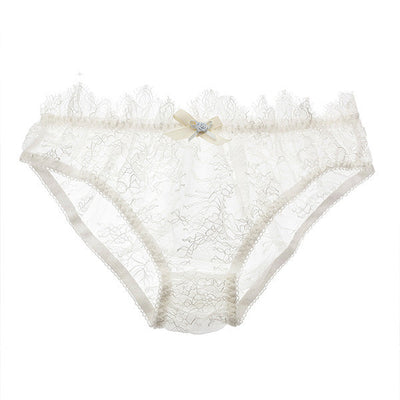 Eternity Classic Knicker - Bridal Lingerie - Knickers - Roman & French