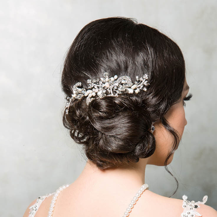 Farah Bridal Headpiece - Hair Accessories - Headpieces - Roman & French