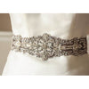 Grace - Bridal Sash - Couture - Roman & French  - 1