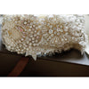Geranium Bridal Sash - Roman & French  - 4