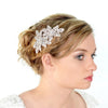 Giverny Bridal Hair Comb - Hair Accessories - Hair Comb - Roman & French