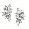 Helena Bridal Earrings - Earrings - Glamour Stud - Roman & French
