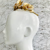 Aurelia Bridal Crown - Gold - Hair Accessories - Tiara & Crown - Roman & French