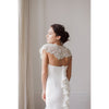 Ivanka Bridal Cover Up - Couture - Roman & French  - 4