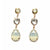 Idras Double Drop Earrings - Earrings - Long Drop - Roman & French
