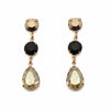 Idras Double Drop Earrings (small) - Earrings - Classic Short Drop - Roman & French