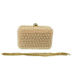 Pink Blush Bridal Clutch - Roman & French