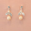Jayleen Bridal Earrings - Earrings - Classic Short Drop - Roman & French