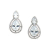 Jesse Bridal Earrings - Roman & French