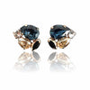 Kalamata Stud Earrings - Roman & French  - 1