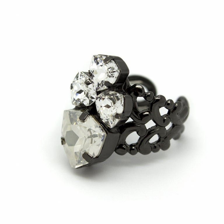 Kamari Ring (mini) - Bridal Ring - Roman & French