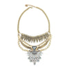 Kara Bridal Necklace - Roman & French
