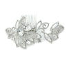 Keely Bridal Hair Comb - Roman & French