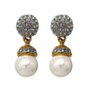 Kinley Bridal Earrings - Roman & French